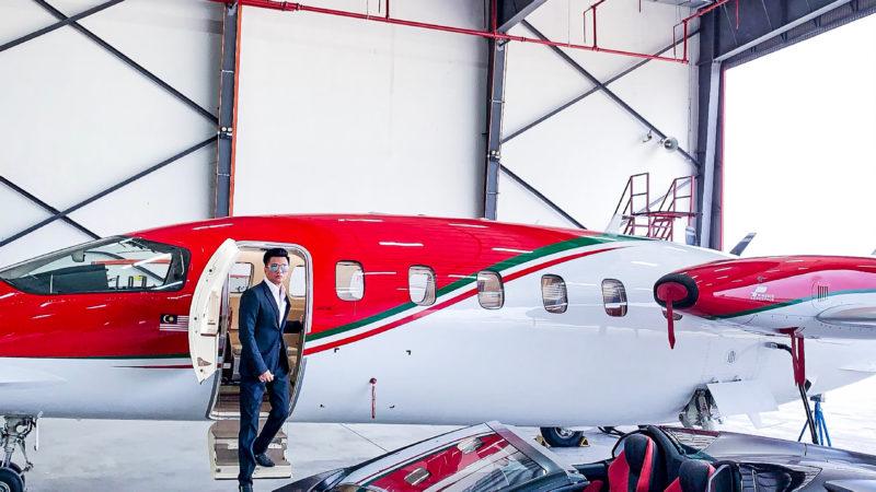 Plane, Car & Fashion