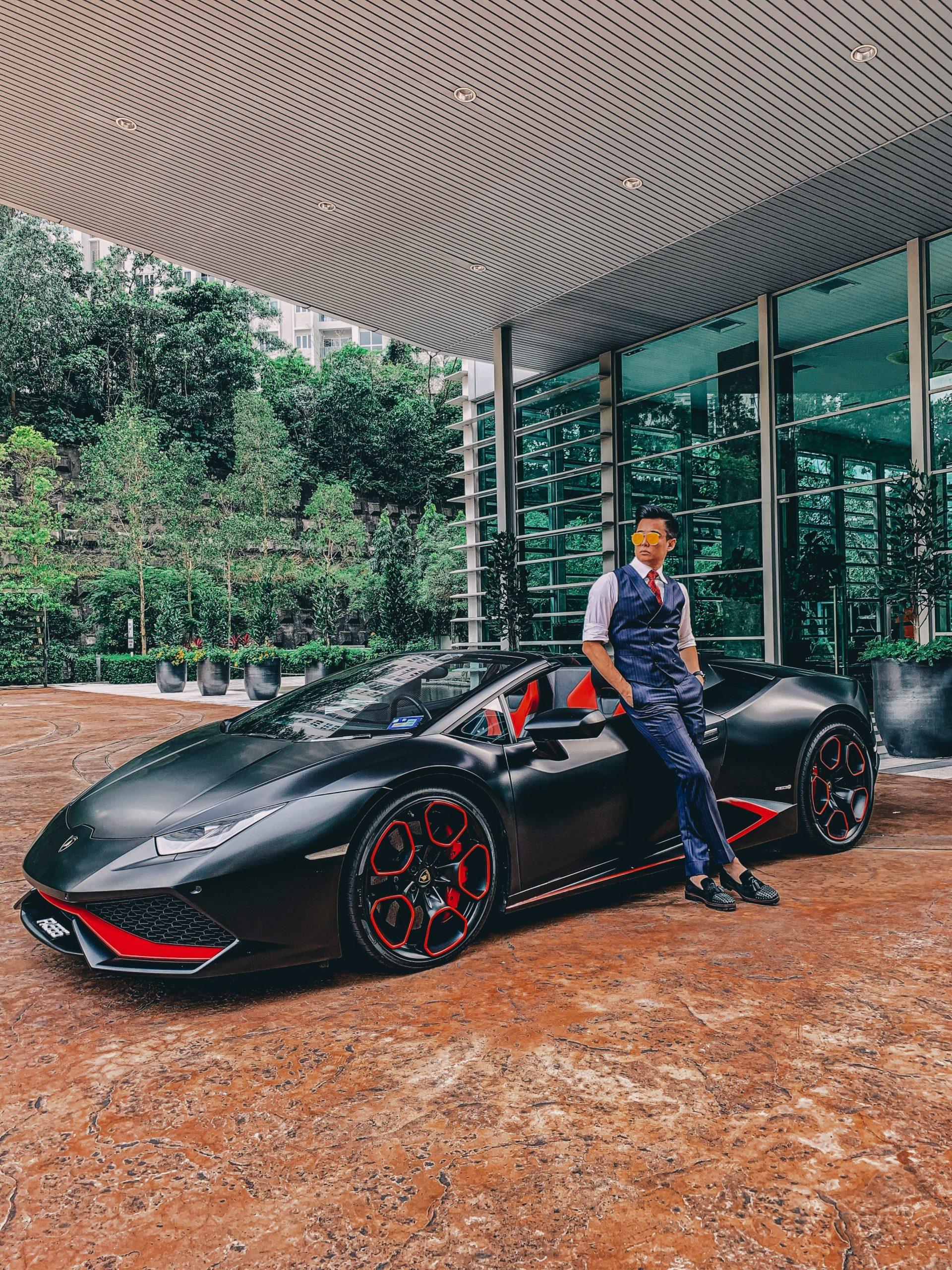 Lamborghini Spyder